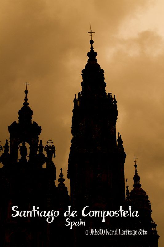 Click here to find out more about Santiago de Compostela and its famous cheese!