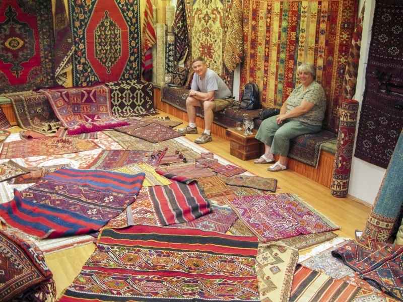 Turkish Carpet Shop