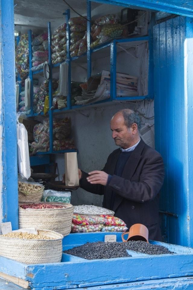 Tunisian Snack Shop