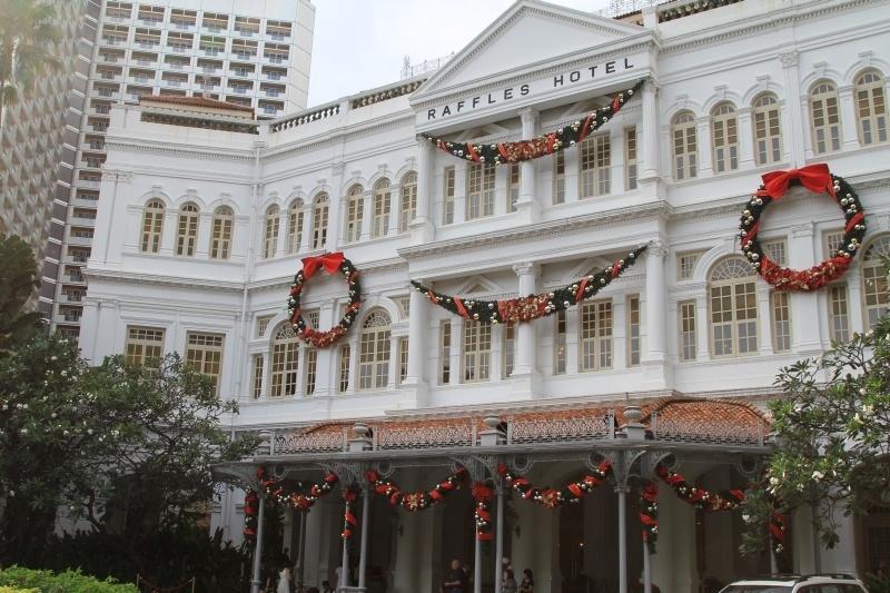 Singapore Sling Raffles