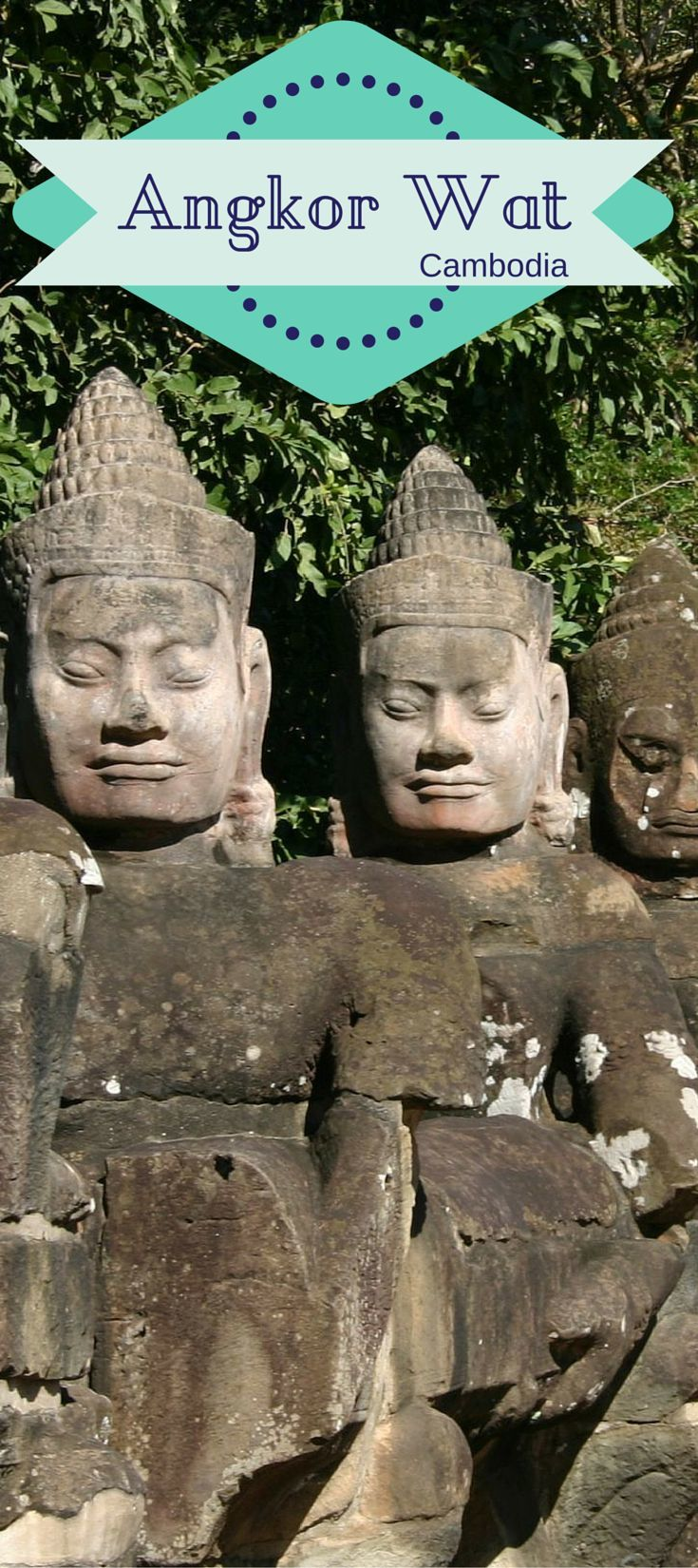 Is Three Days Enough at Ankor Wat? Cambodia's number one tourist site requires some time. Click here to find out all about the temples of Angkor.......................travel guide | day trip | things to do | top ten | world heritage |