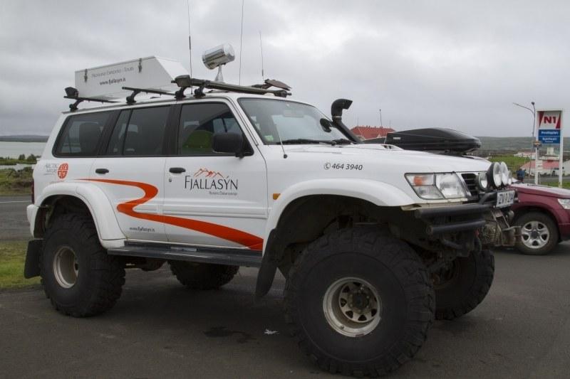 Trucks Iceland