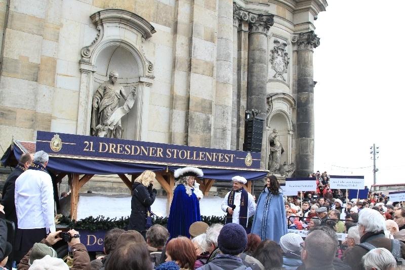 Dresden Christmas Stollen