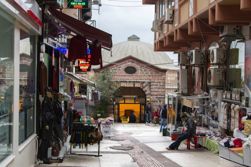 Bursa World Heritage Site