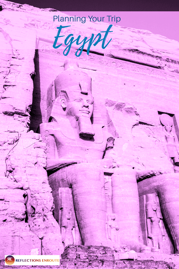 Egypt - the land of the Pharaohs!