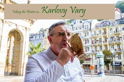 Taking the Waters in Karlovy Vary