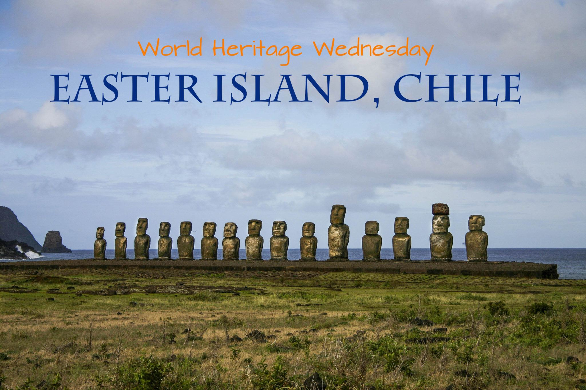Easter Island World Heritage Site