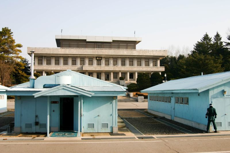 DMZ South Korea