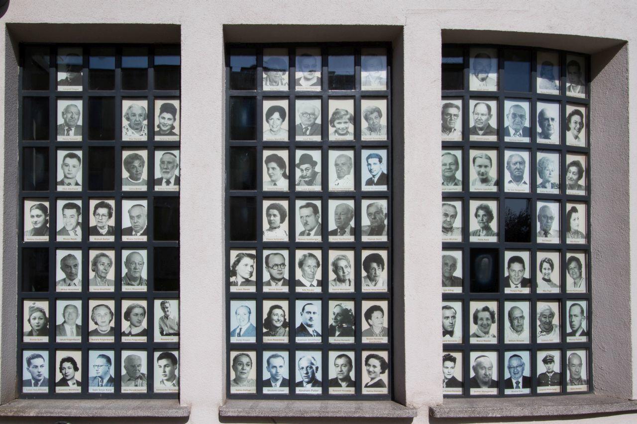 Weekend Krakow - The Oskar Schindler Museum front of the building.