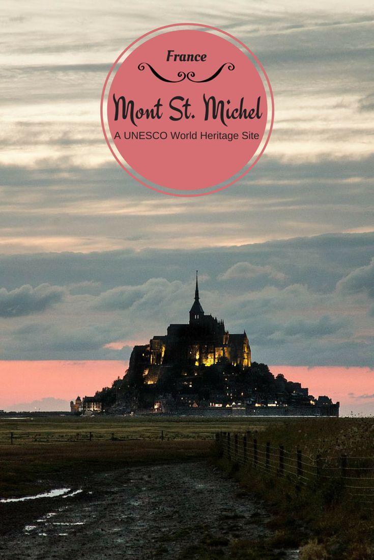 Mont St. Michel World Heritage