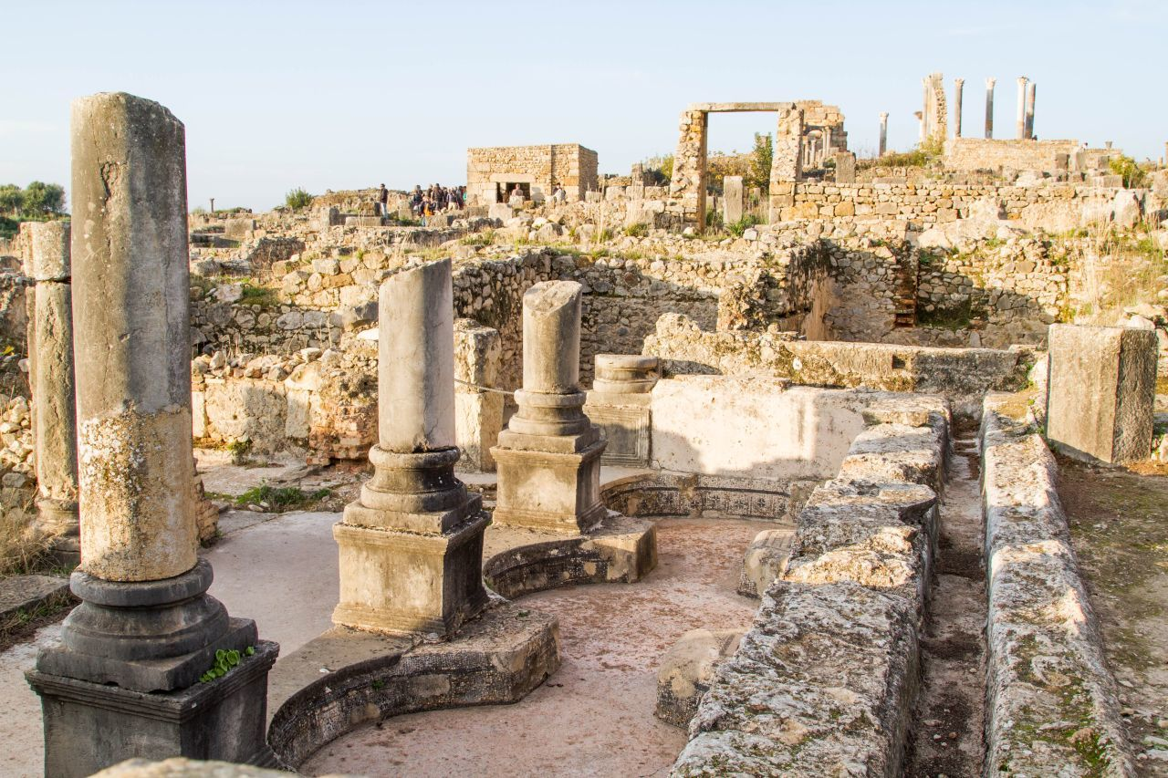 Read: Visiting Volubilis - A UNESCO World Heritage Site