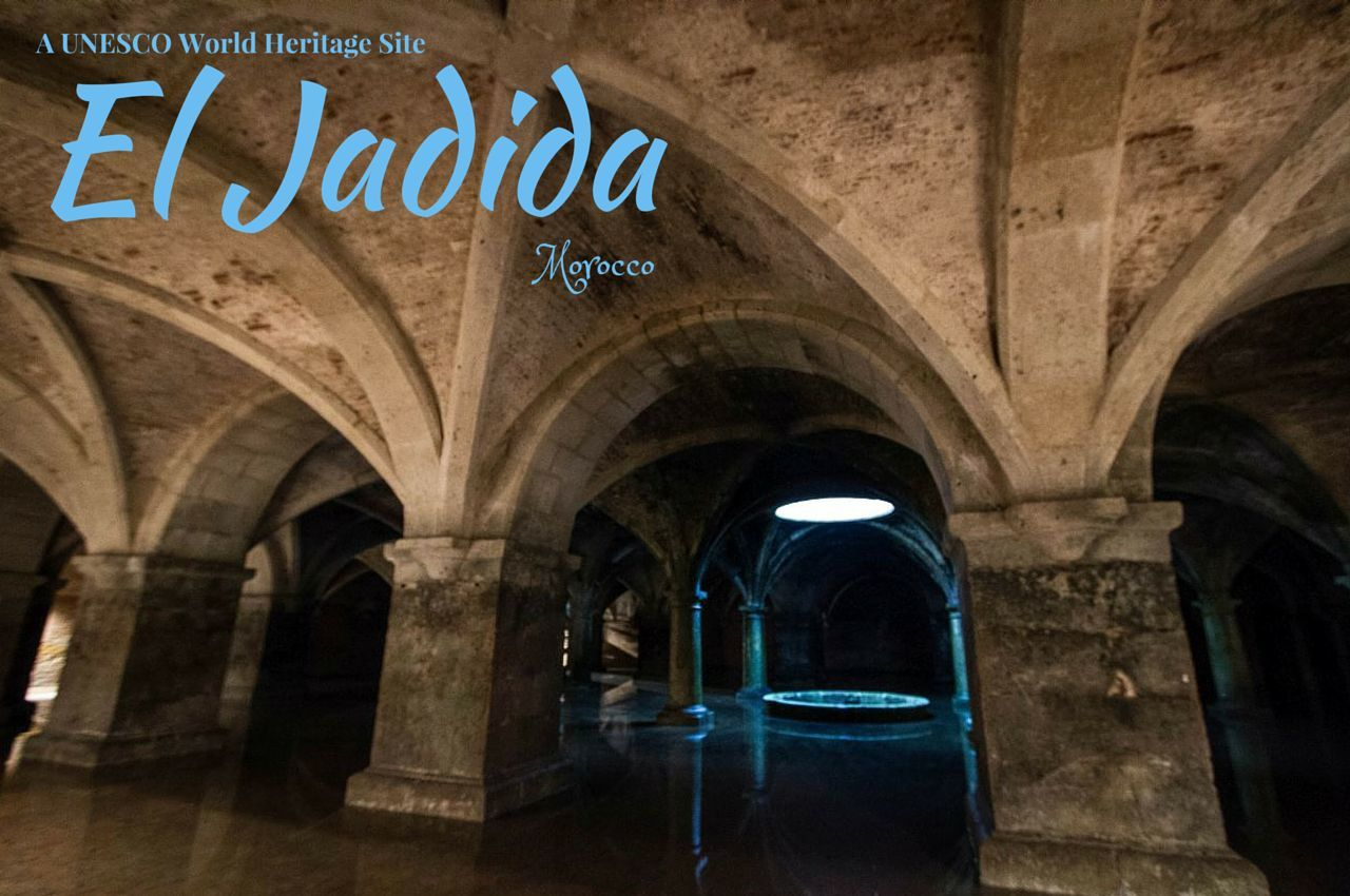 UNESCO World Heritage Site El Jadida