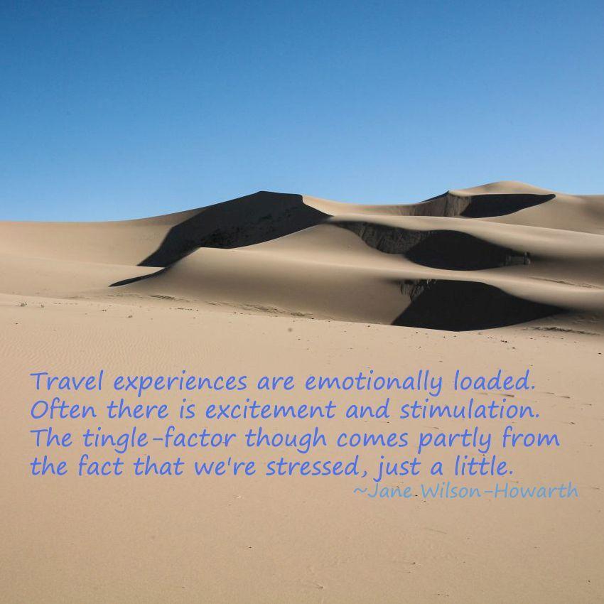 Weekend Travel Inspiration - Jane Wilson-Howarth