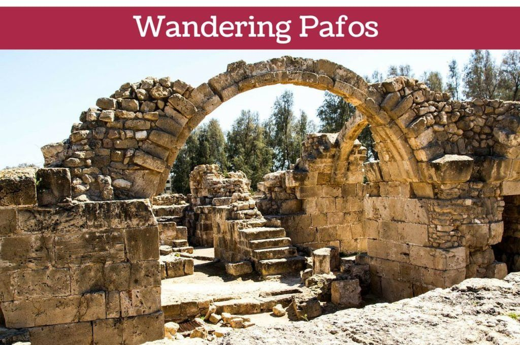 Wandering Pafos Cyprus