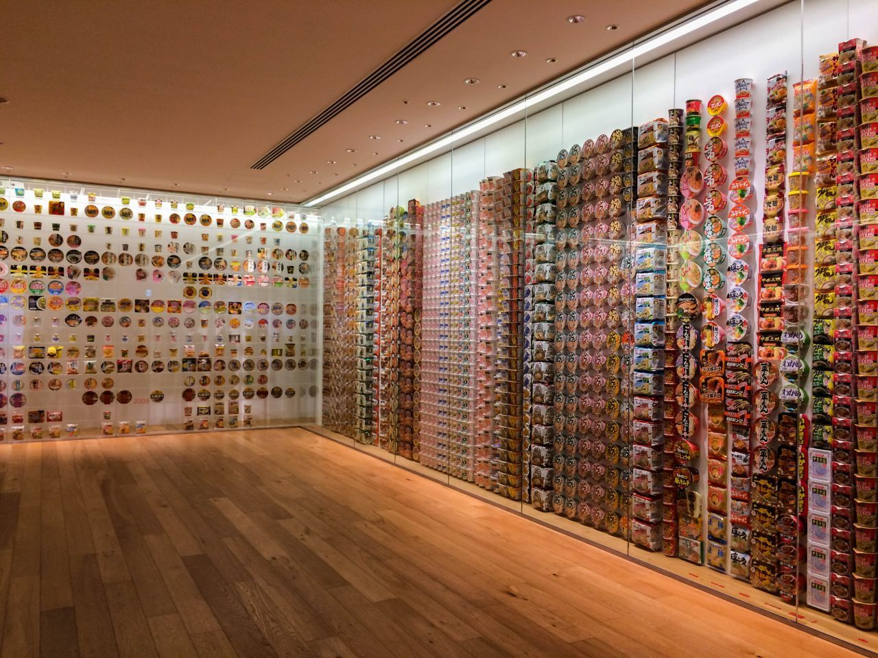 Cup Noodles Museum Showcase of Japanese Instant Ramen