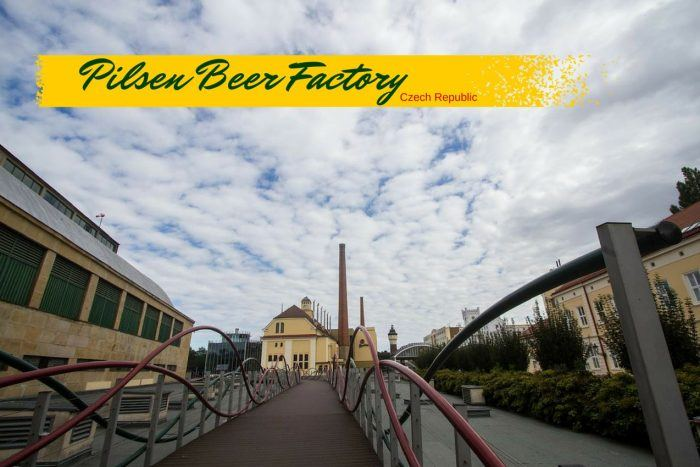 Pilsen Beer Factory Tour