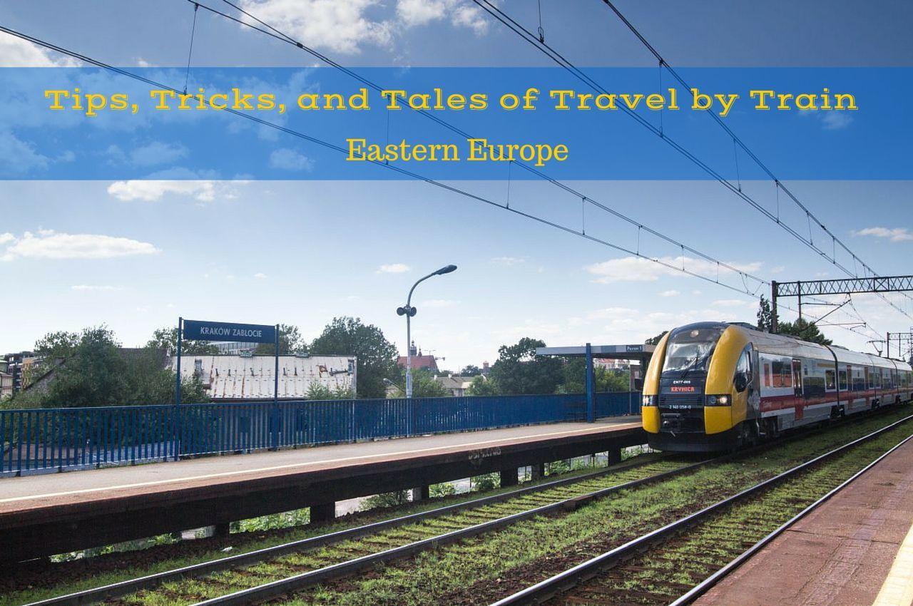 Train Travel Eastern Europe