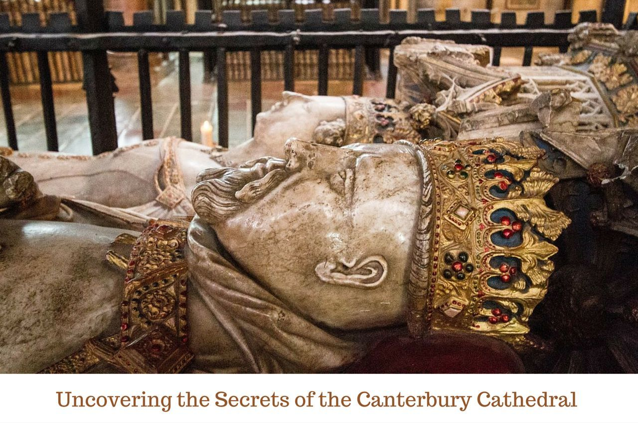 Uncovering the Secrets of Canterbury Cathedral