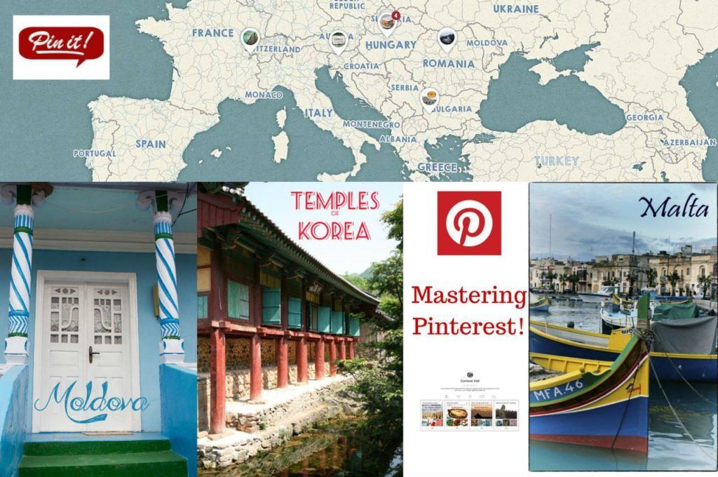 Mastering Pinterest - Part I: The Basics