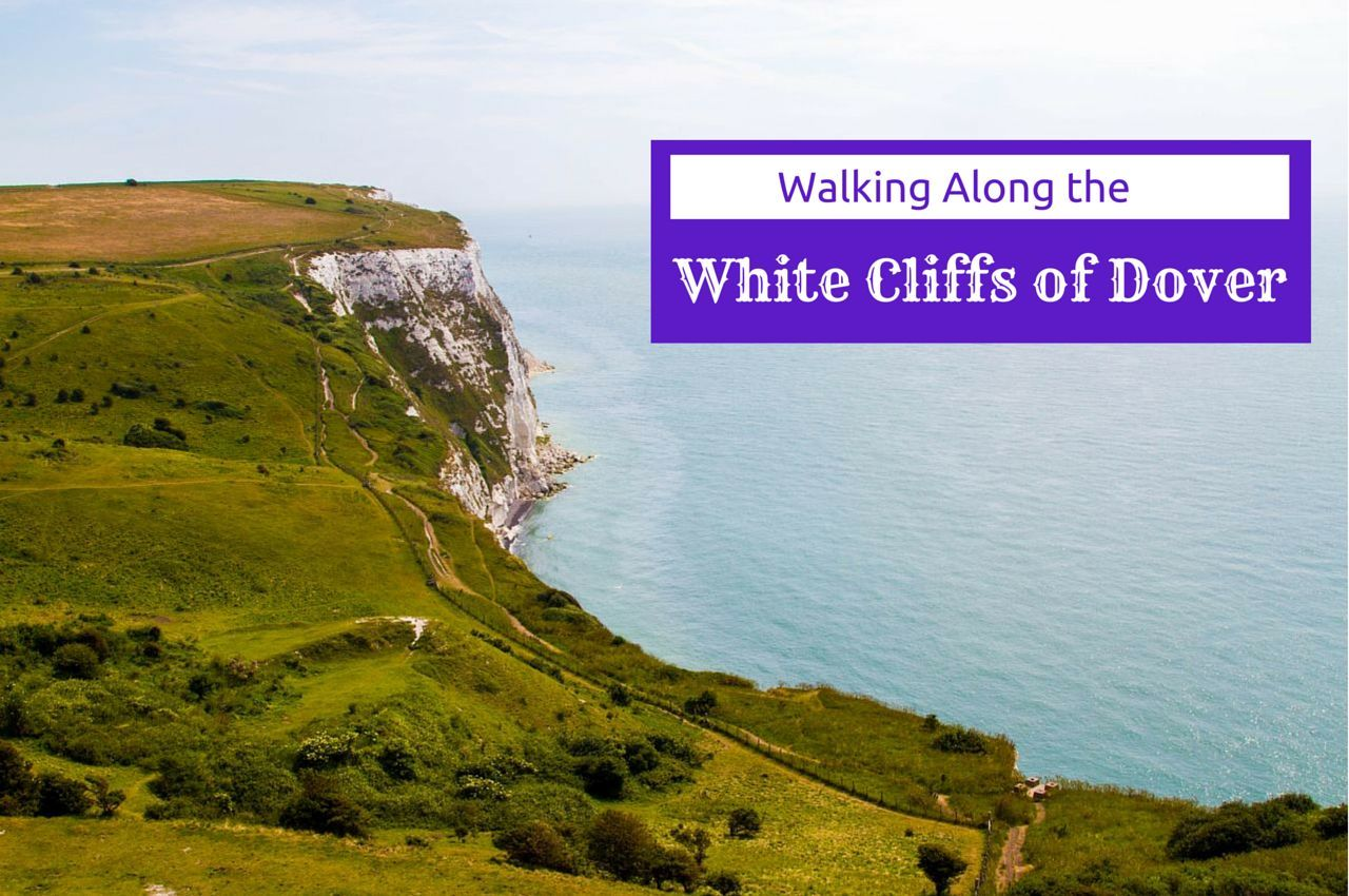 Walking Along the White Cliffs of Dove