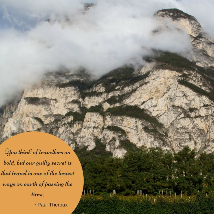 Weekend Travel Inspiration - Paul Theroux