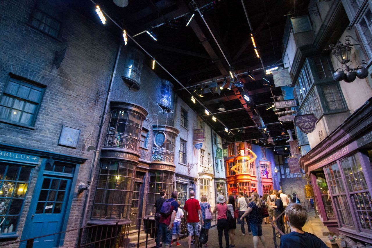 Harry Potter Warner Bros. Studio Tour