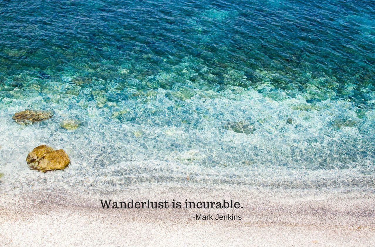 Weekend Travel Inspiration - Mark Jenkins