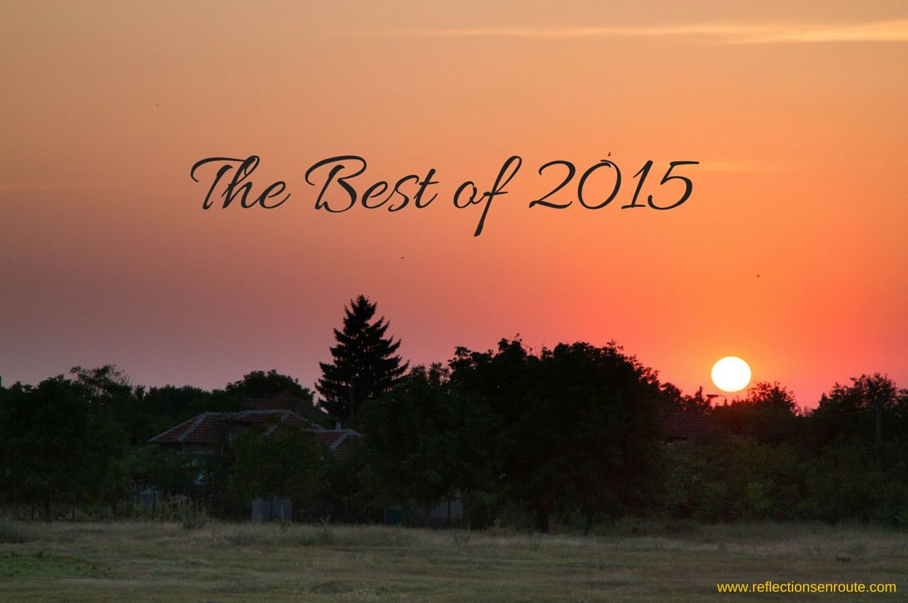 Best of 2015! A Year in Review