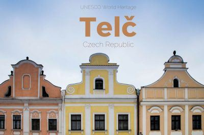 A Romantic Lunch in the Resplendent Telc