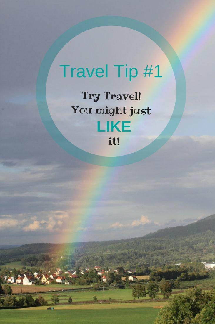 Travel Tip #1