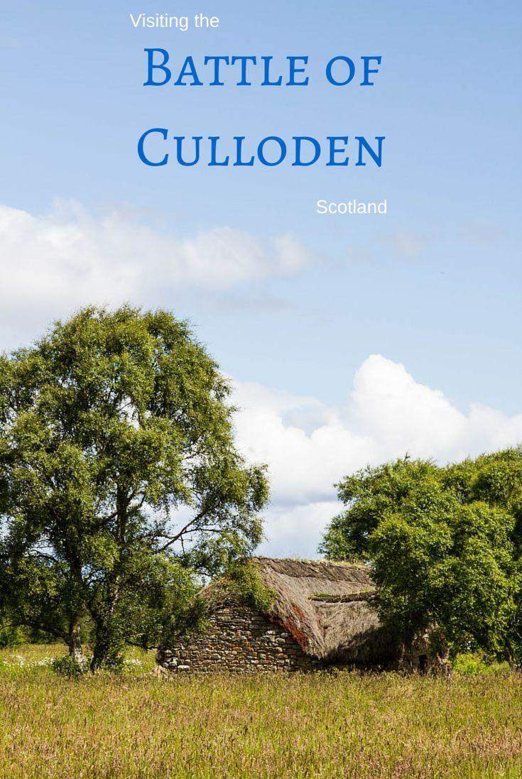 Battlefield of Culloden Scotland