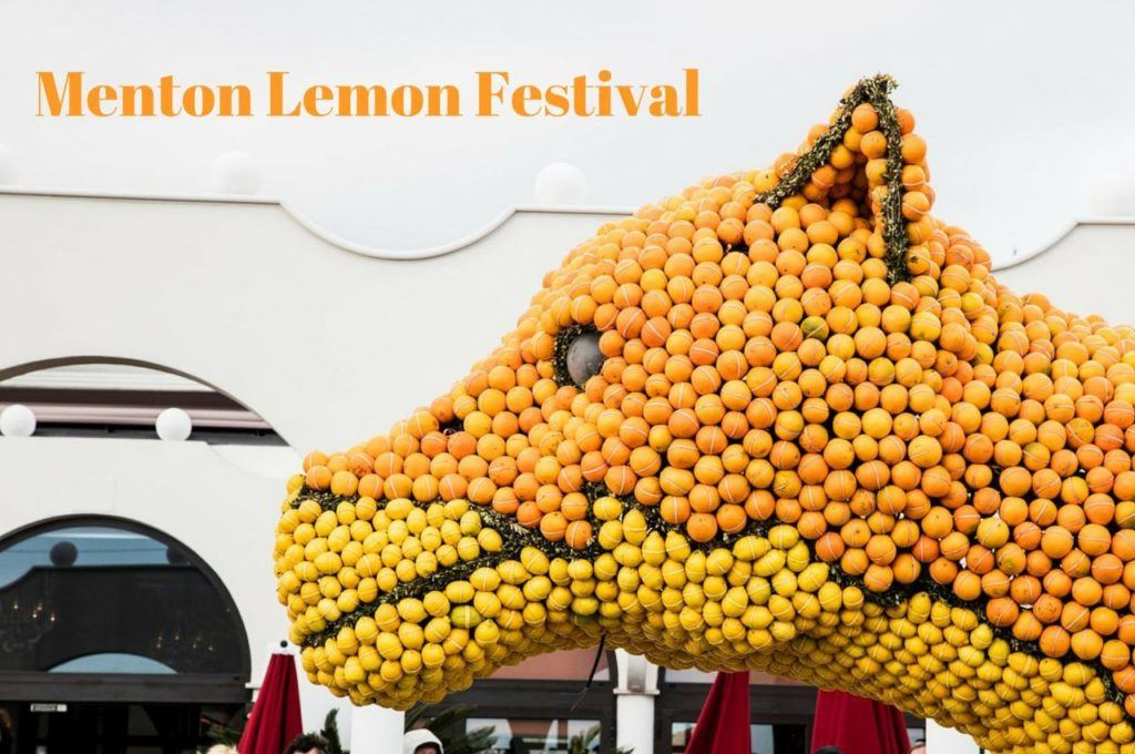 Enjoying the Love of Citrus at the Menton Lemon Festival