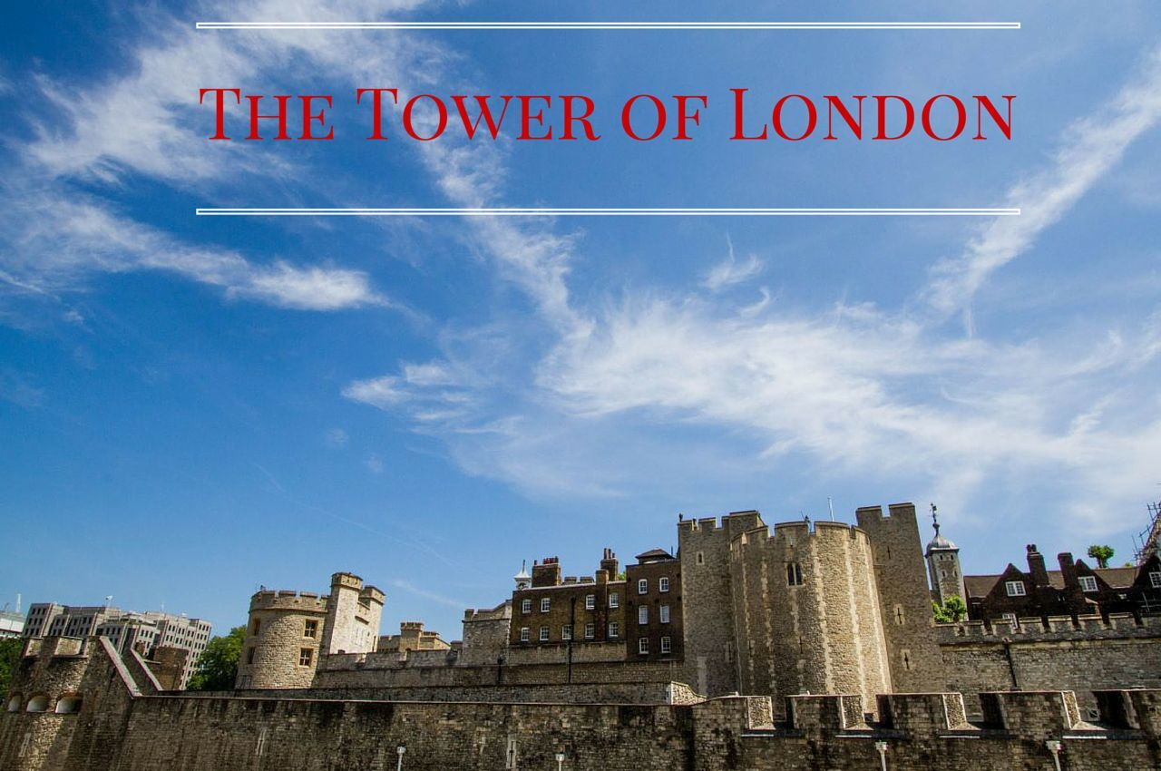 The Tower of London Title