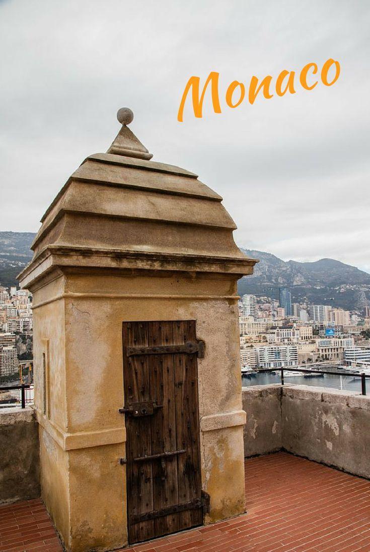 Monaco Pin