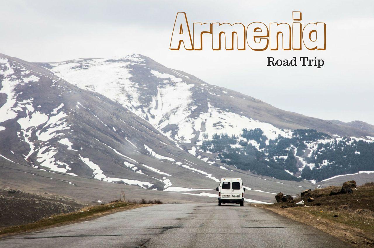 Armenia - Road Trip