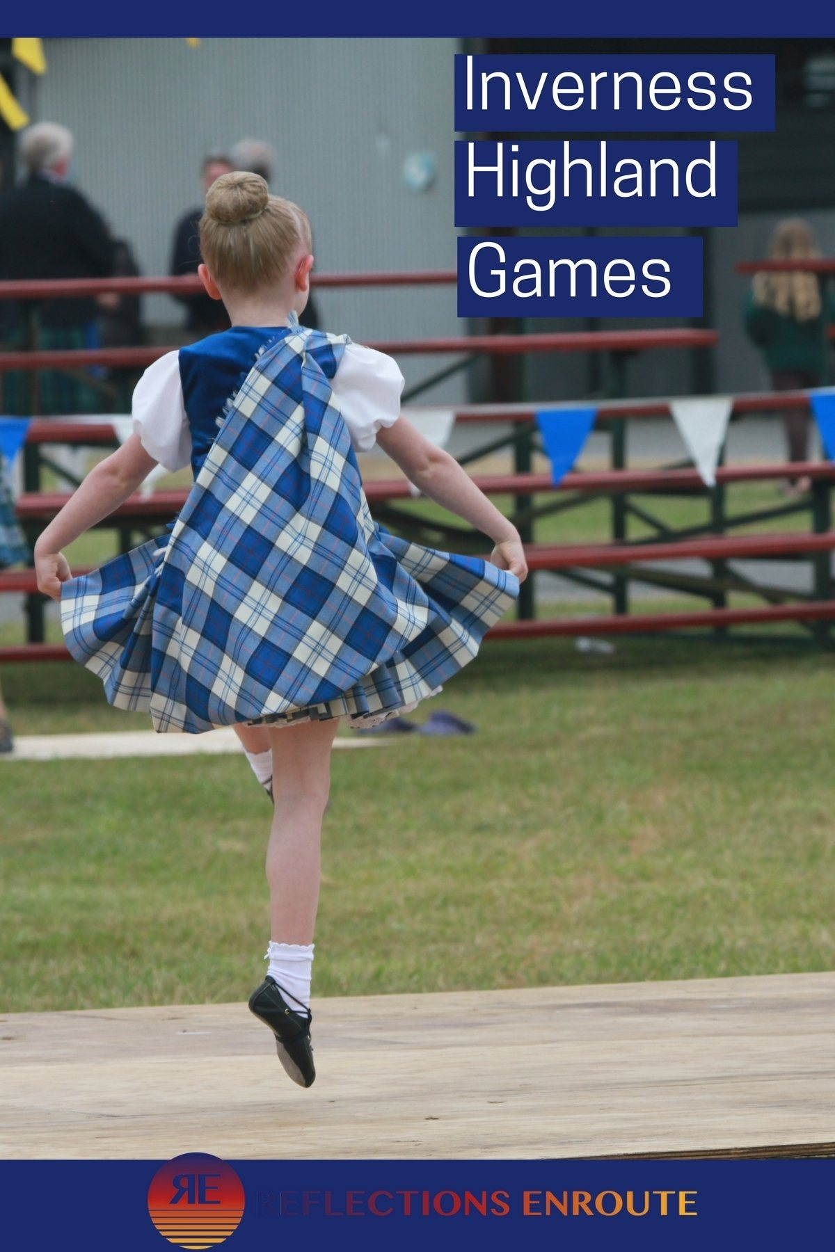 Grab your kilt and head off to the Inverness Highland Games to root for your clan!