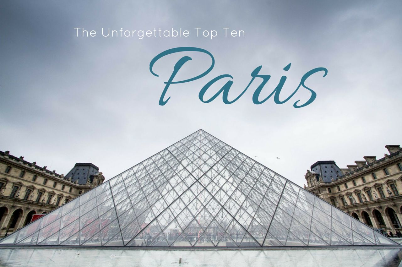 The Unforgettable Top Ten of Belle Paris