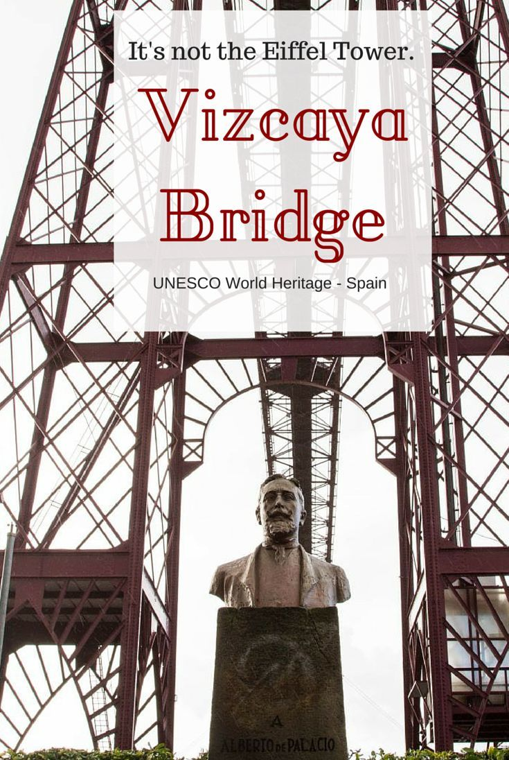 Intrigued by the Architectural Wonder of the Vizcaya Bridge