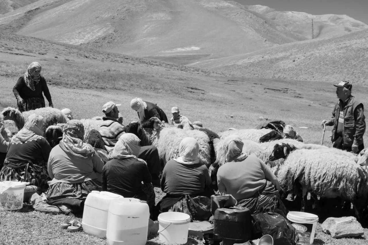 A Unique Turkish Experience - A Black and White Photo Essay
