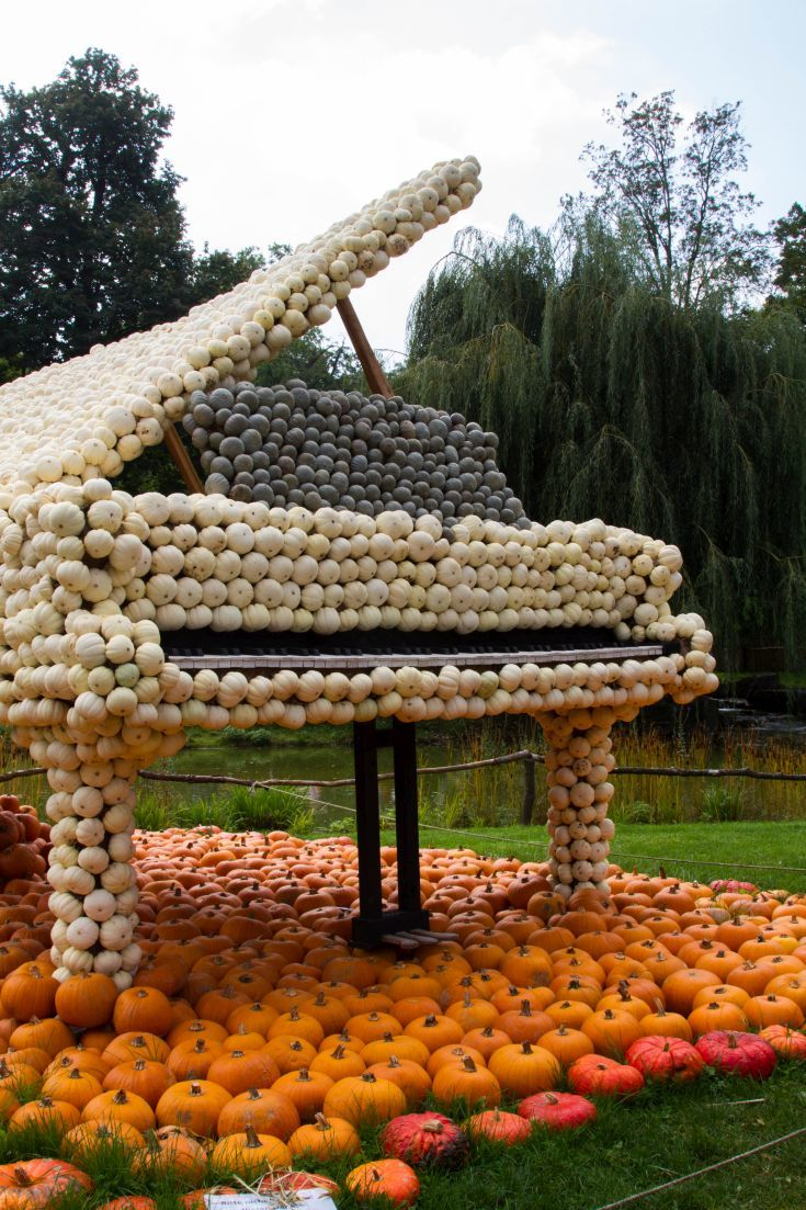 Pumpkin Festival Ludwigsburg Germany