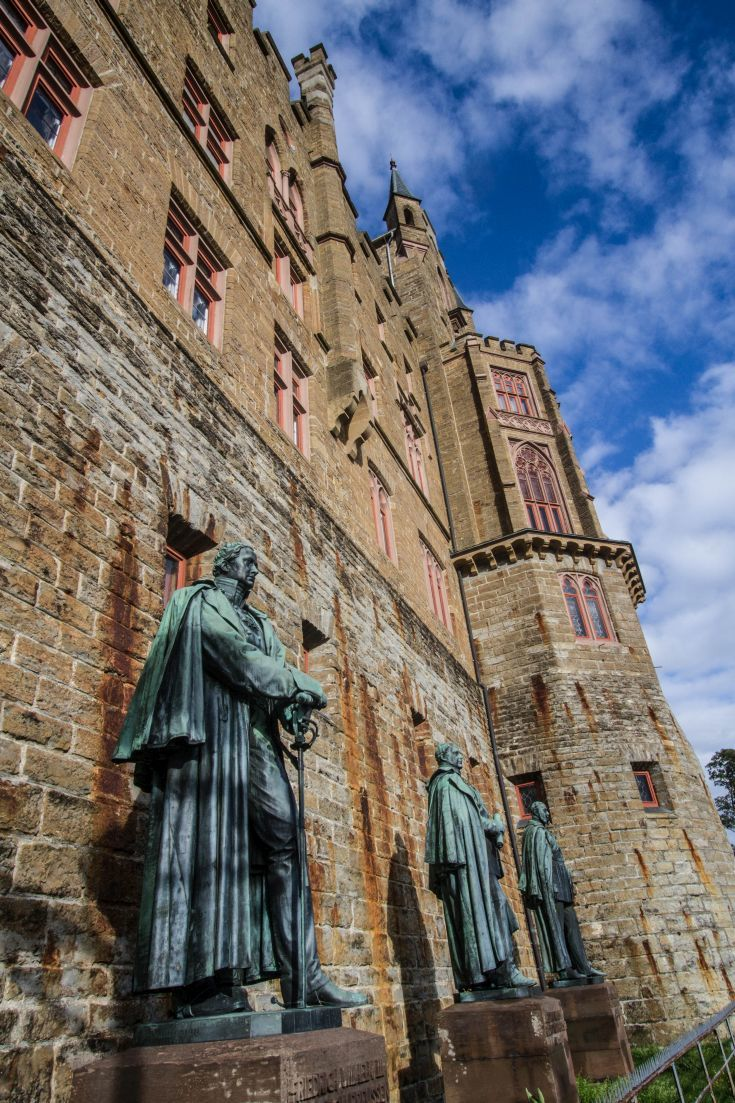 Hohenzollern Castle Germany