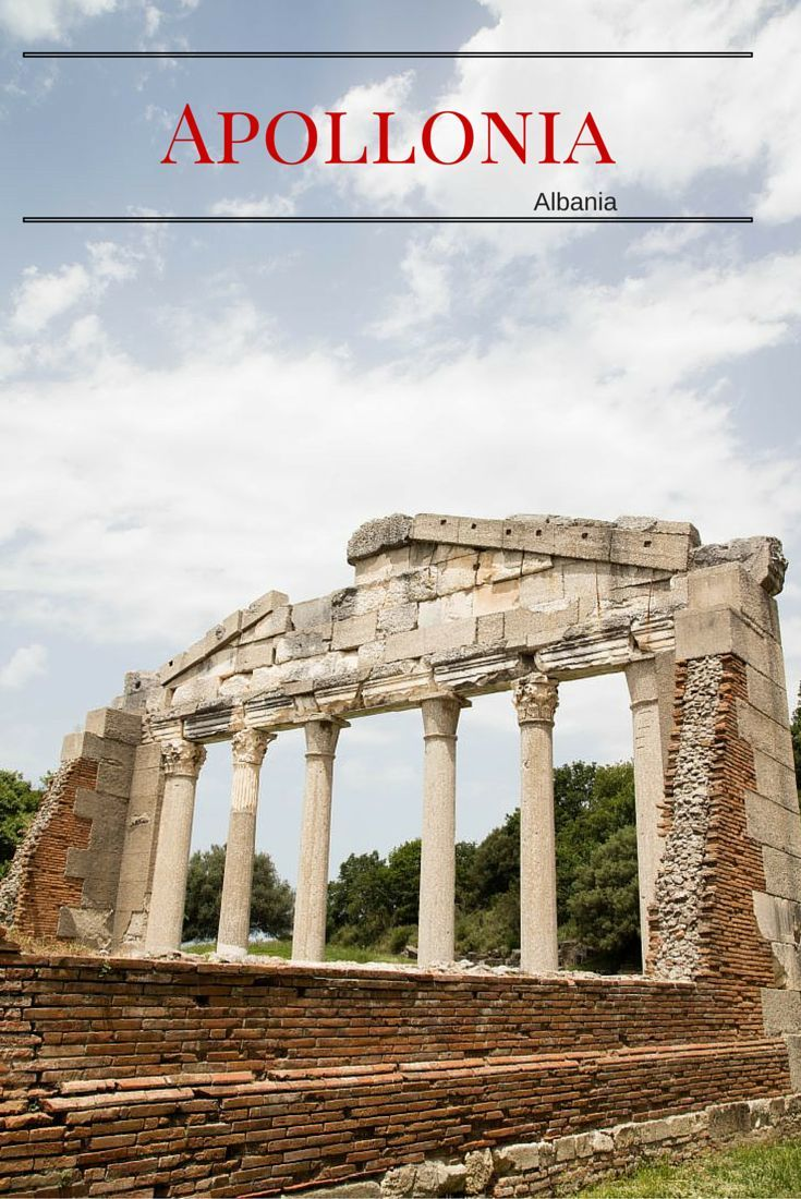 Searching for the Past at Apollonia Archaeological Park, Albania