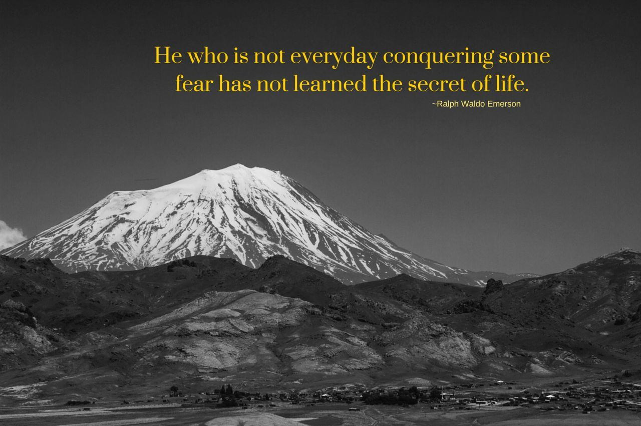 Conquer Your Fears While Traveling