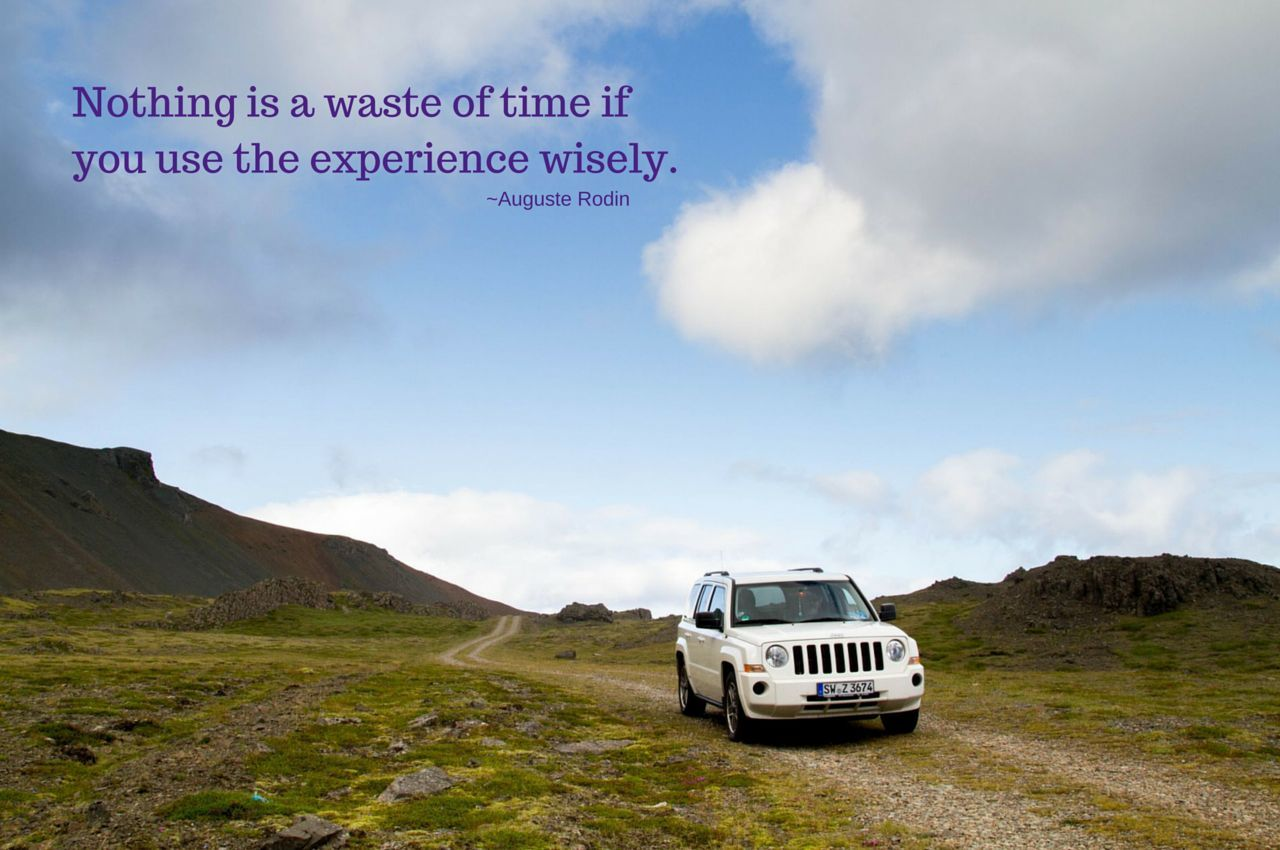 Travel - The Best Use of Your Time!