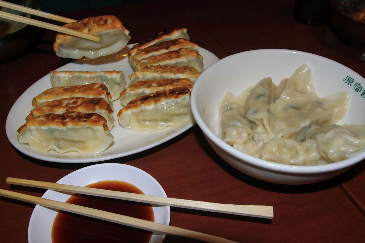 Dumplings from Around the World - The Dumpling Project