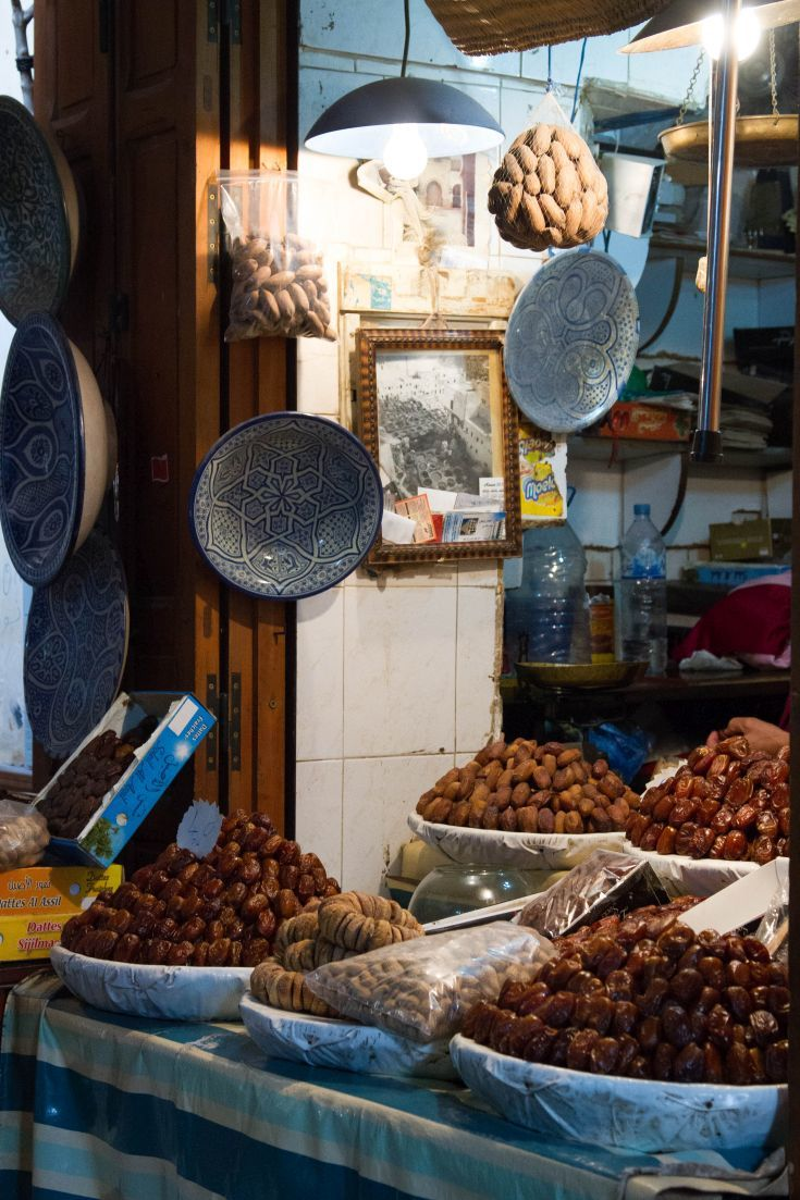 ...while visions of dates danced in my head!  Click here to find out what other wonders await you in the Moroccan city of Fez.