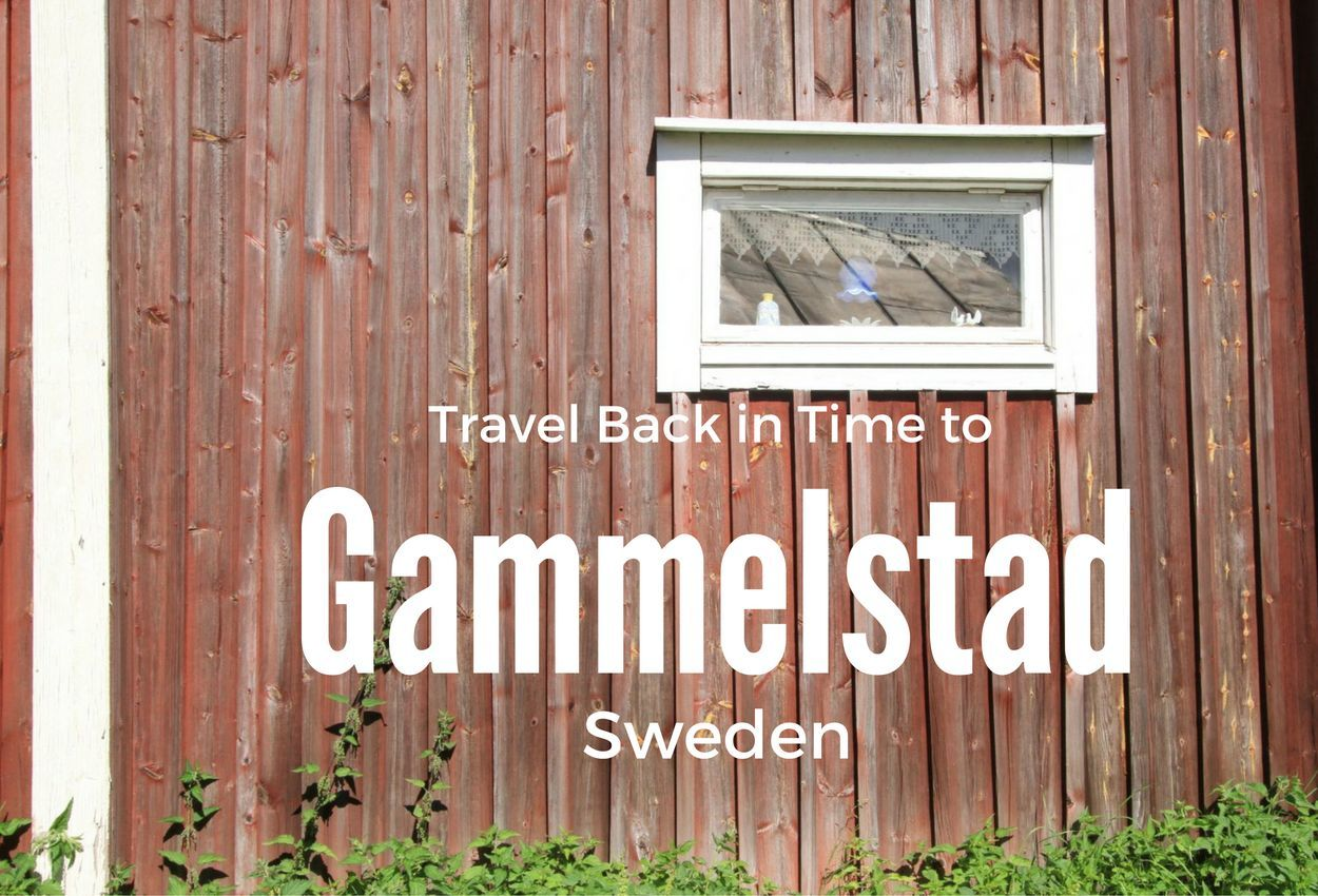Travel Back in Time to Gammelstad Church Town