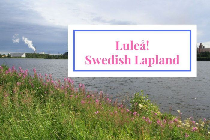 Luleå, Sweden - On the Edge of Adventure in Swedish Lapland