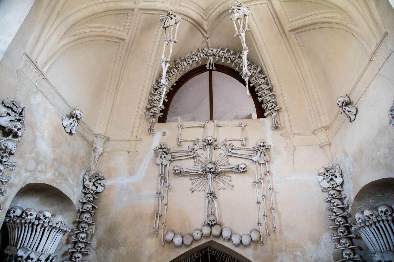 Halloween Travel -The Sedlec Bone Church in Czechia