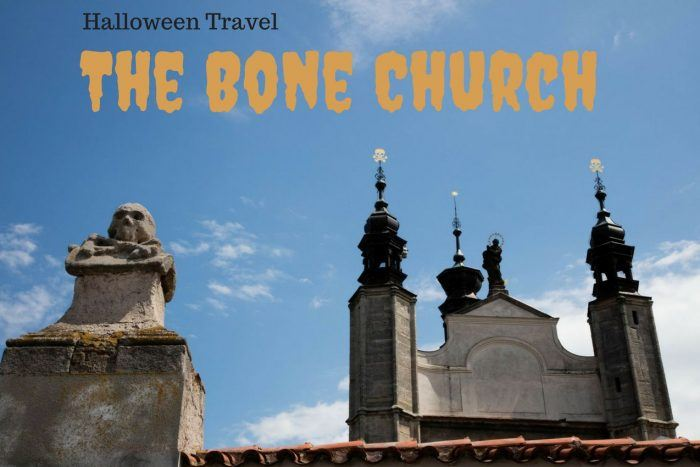 Halloween Travel -The Sedlec Bone Church in Czechia